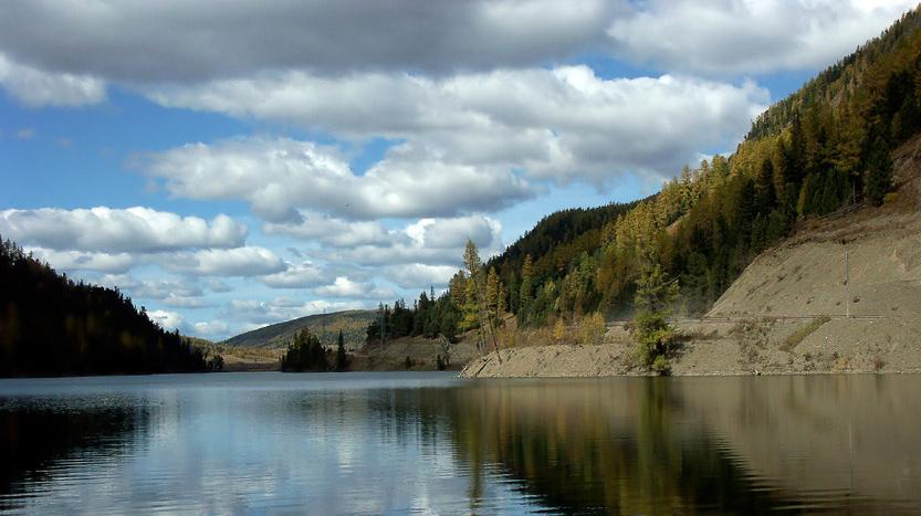 Природа, которая может исцелить: самые соленые озера в России